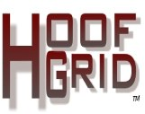 HoofGrid mud control for agricultural and arena footing and flooring
